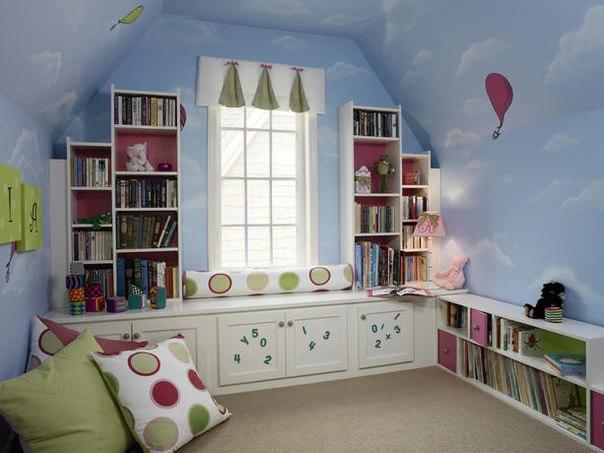 Как преобразить детскую комнату своими руками