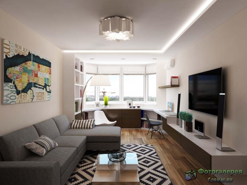 Дизайн квартиры 30 кв.метров