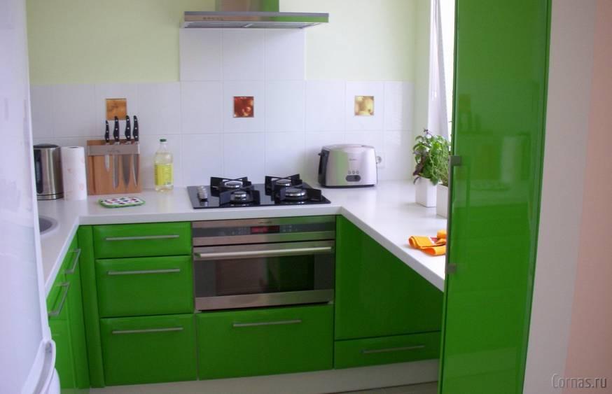 Кухни дизайн фото 6м