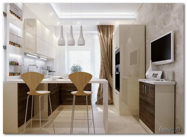 кухня 12 метров планировка фото