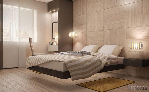 Спальня дизайн фото 25 кв м