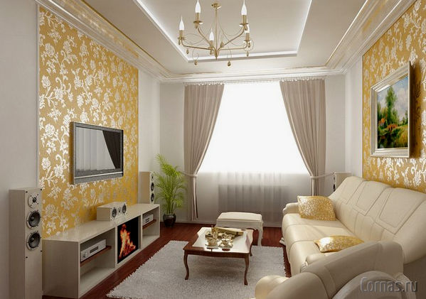 гостиная 15 кв.м фото дизайн