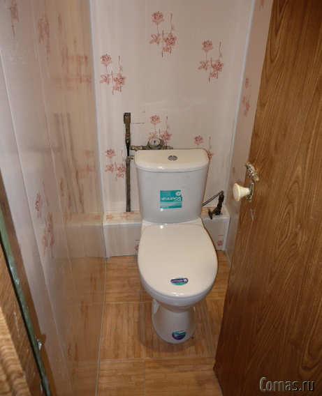 Панели в туалете дизайн фото