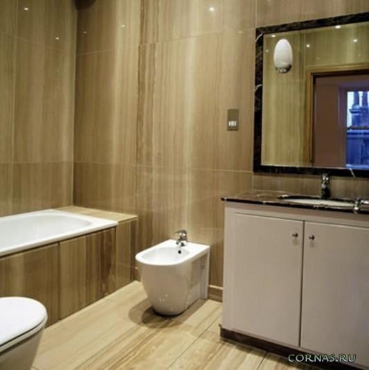 ванный комнаты в кафеле