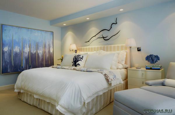 Освещение в спальне (1)
