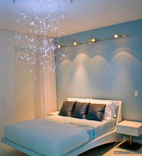 Освещение в спальне (7)