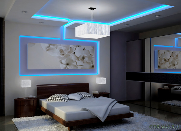 LED ленты для дополнительной подсветки