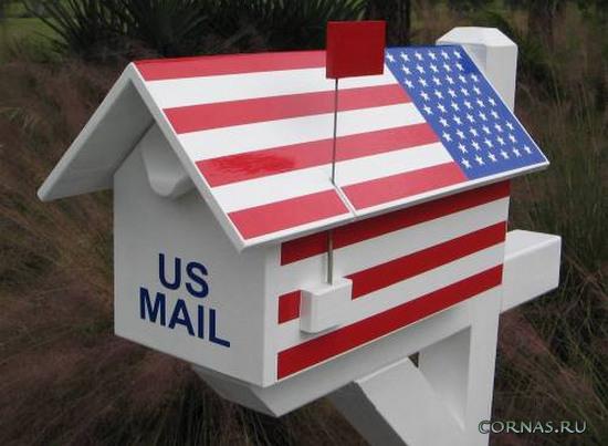 Виды почтовых ящиков