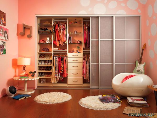 Дизайн комнаты в обще