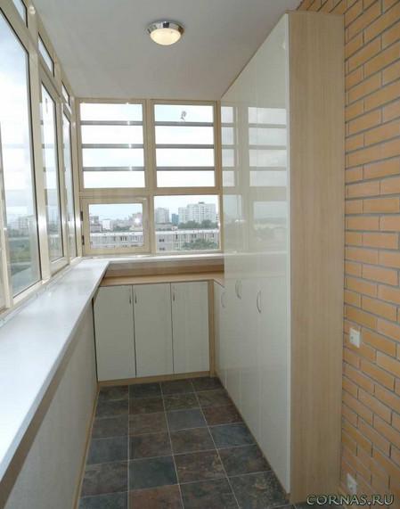 шкаф на балкон и лоджию фото
