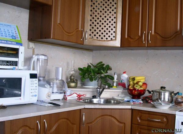 Дизайн кухни угловая мойка фото