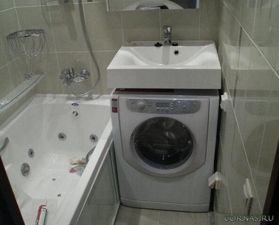 Дизайн ванной 2 кв. м фото