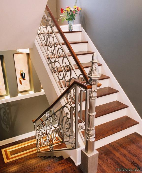 Лестница на второй этаж фото дизайн своими руками