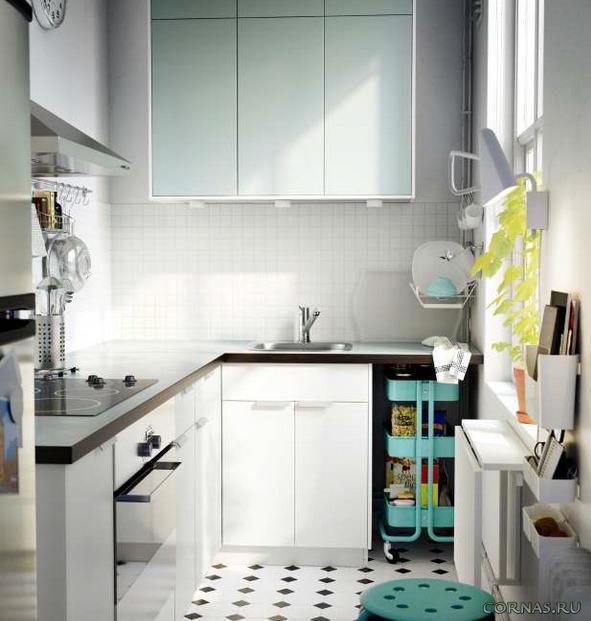 Дизайнерские идеи для кухни 4 кв м фото