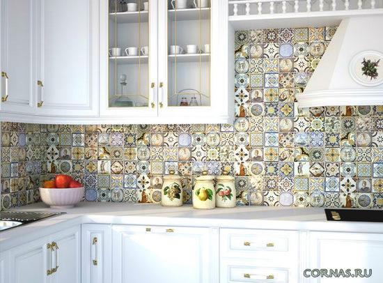 кафель фото на кухню