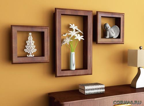 Рамка для фото на стену своими руками