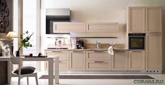 кухонный гарнитур фото светлый