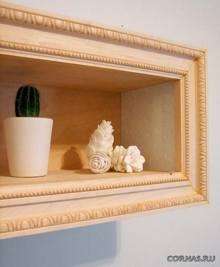 Кукольный домик своими руками из пластиковых панелей 70