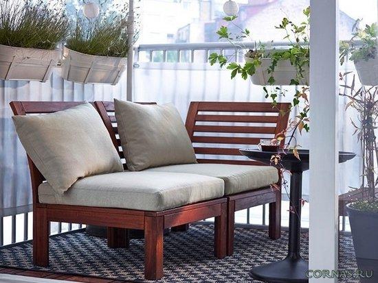 Ikea meubles de jardin