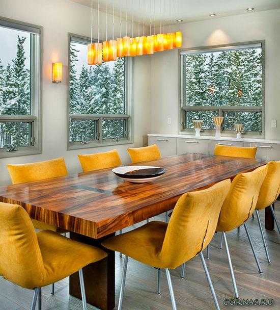 стол для гостиной 20 фото красивых моделей