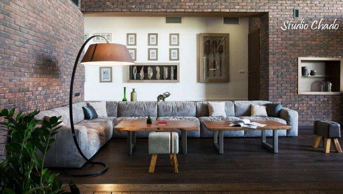 Дизайн квартир (гостиная) фото - 13