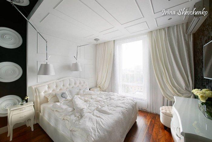 Дизайн квартир (спальня) фото - 14