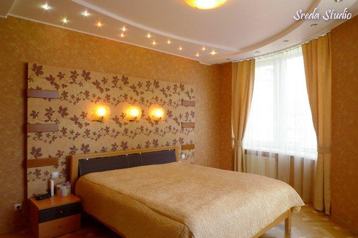 Дизайн квартир (спальня) фото - 15