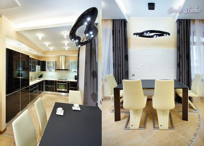 Дизайн квартир (кухня) фото - 16