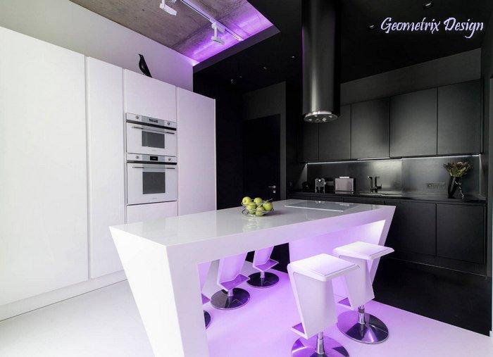 Дизайн квартир (кухня) фото - 17
