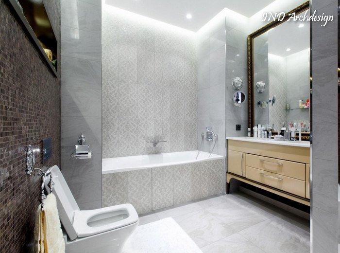 Дизайн квартир (ванная) фото - 18