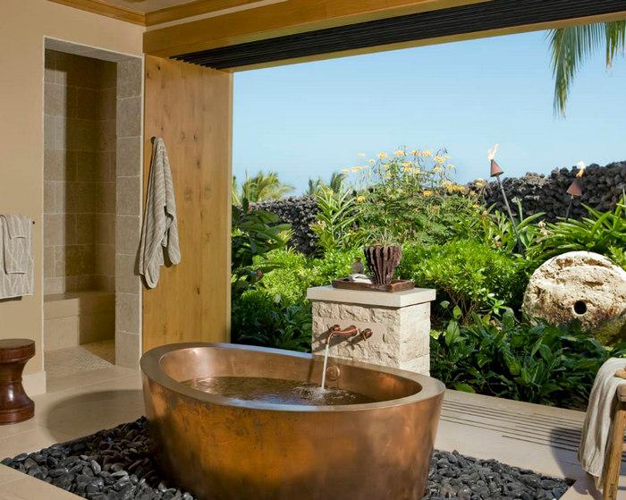 Дизайн квартир (ванная) фото - 21