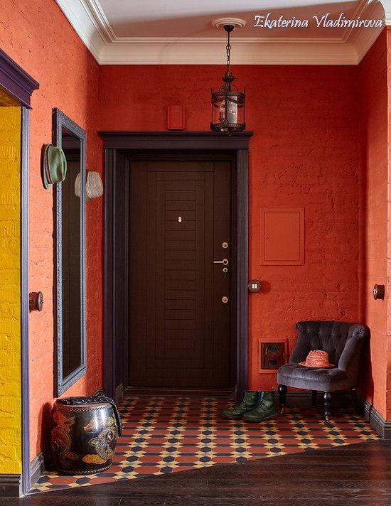 Дизайн квартир (прихожая) фото - 22