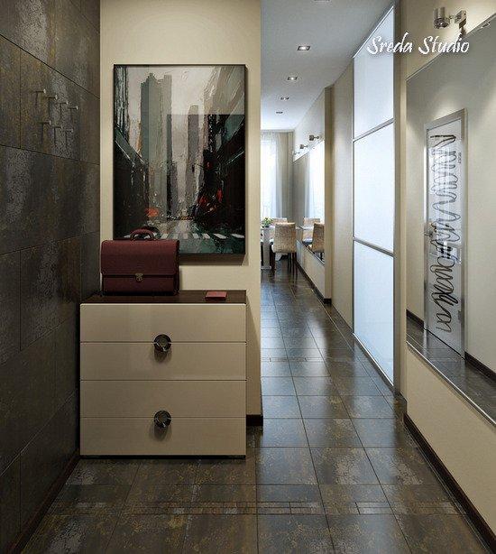 Дизайн квартир (прихожая) фото - 23
