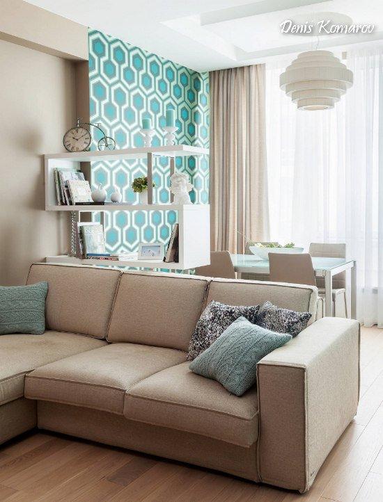 Дизайн квартир (зонирование) фото - 6