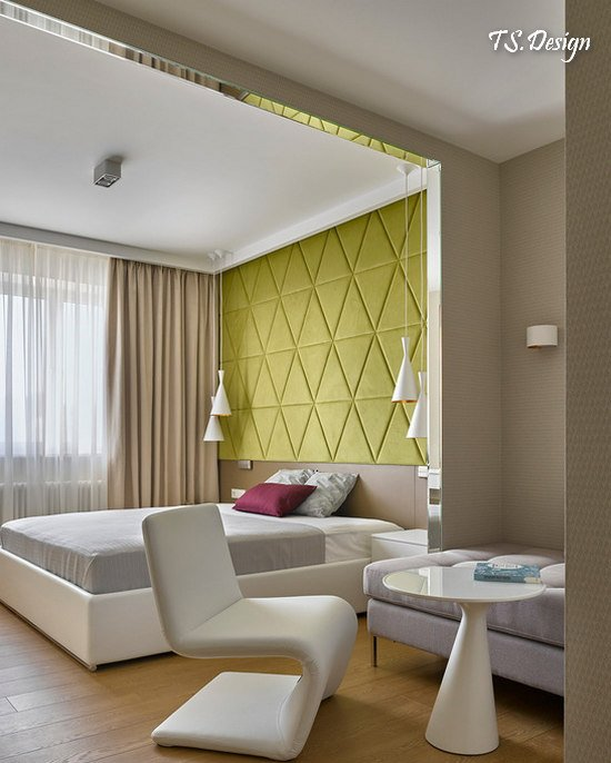 Дизайн квартир (зонирование) фото - 7