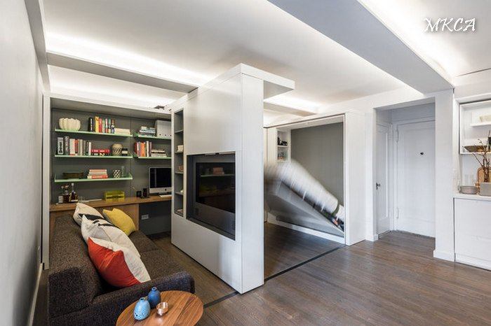 Дизайн квартир (зонирование) фото - 8