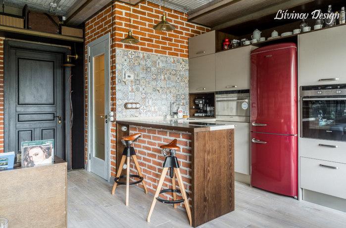 Дизайн квартир (студия) фото - 9