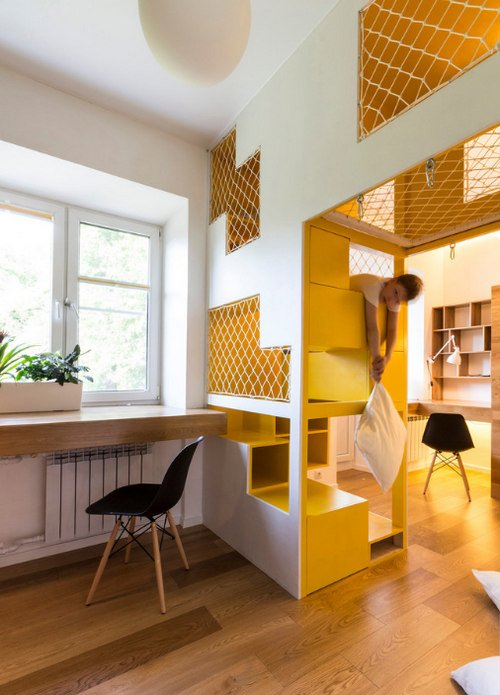Фото дизайна квартир -2
