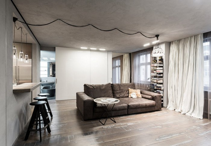Фото дизайна квартир -28