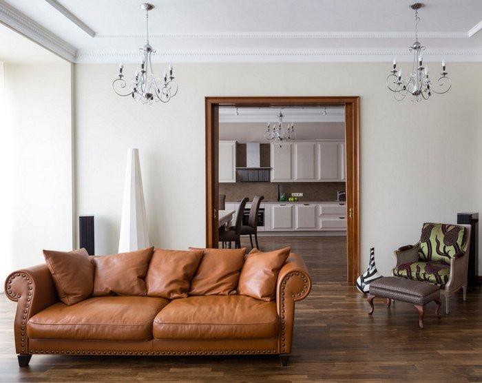 Фото дизайна квартир -33