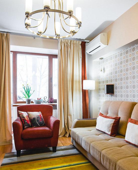 Фото дизайна квартир -43