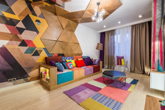 Фото дизайна квартир -5