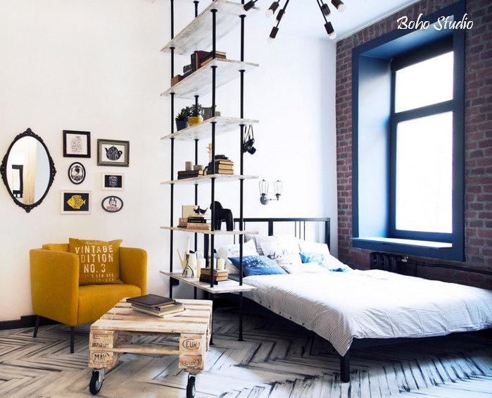 Фото дизайна квартир -78