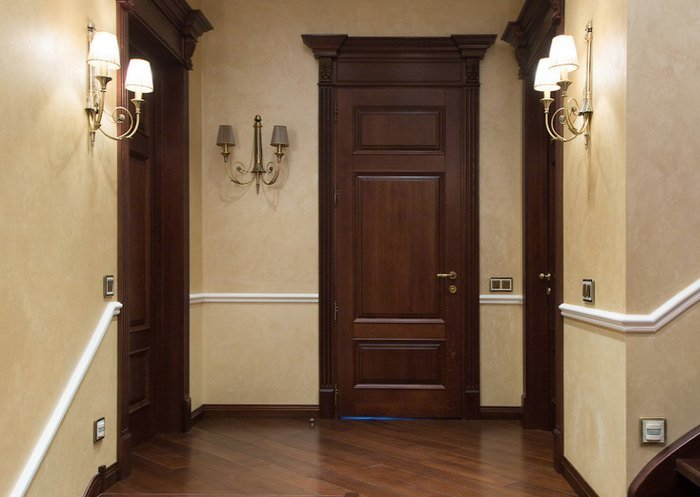 Двери Дубовые — Купить- biglua
