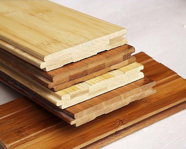 Полы из бамбука
