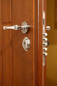 Надежность входной двери.