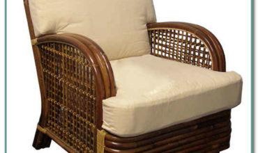 Плетеная индийская мебель