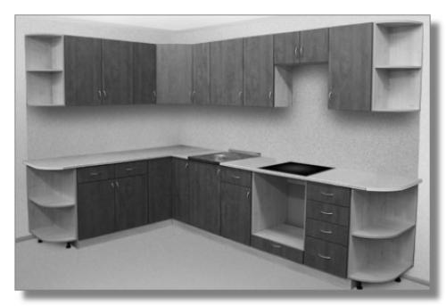 Какие выбрать фасады для кухни