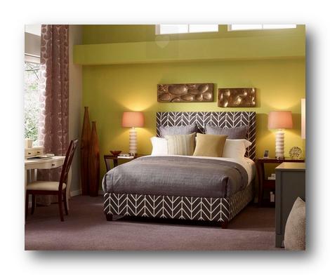 Какой цвет для спальни лучше