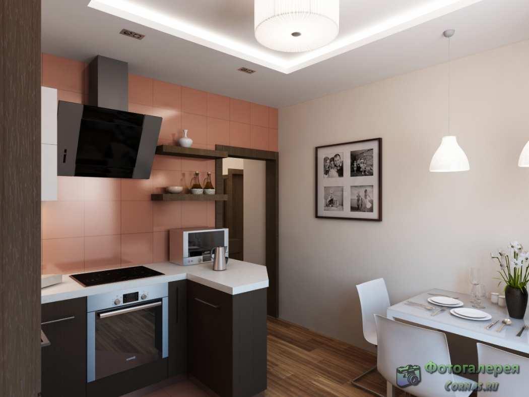 Дизайн однокомнатной квартиры 30 кв.м фото